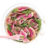 global food, travel, lunch, radish, salad, los angeles