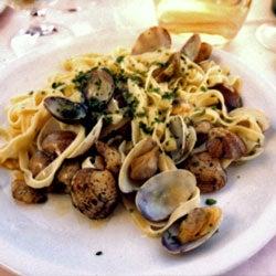 Tagliolini with True Clams