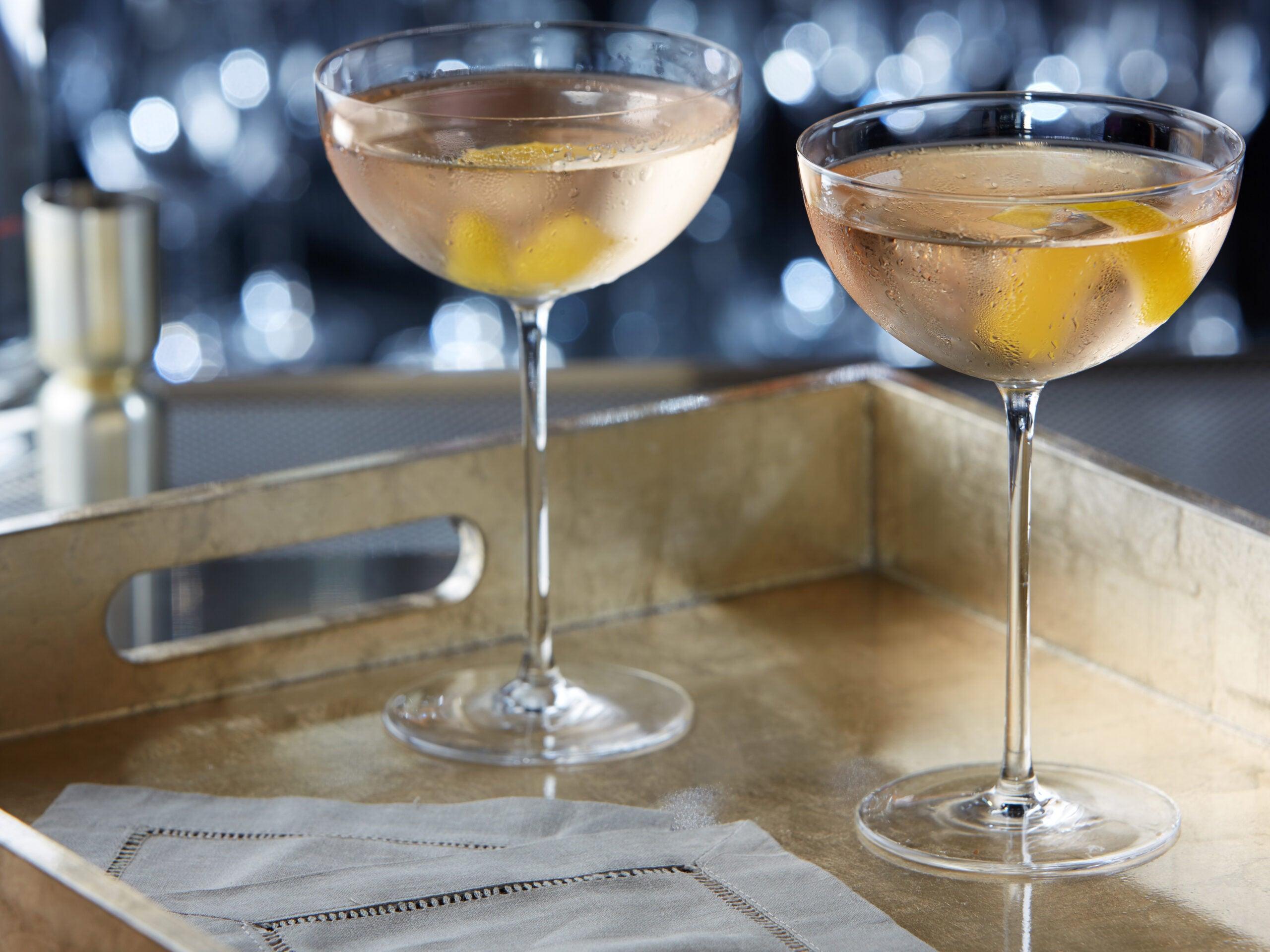 Half-Past 9 Martini