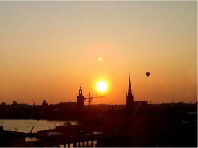 City Dozen: Ganda Suthivarakom's Stockholm