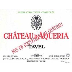 Château D'Aqueria, Tavel (France) Dry Rosé 2006