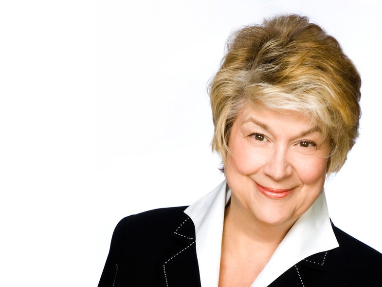 The Tenth Degree: Lynne Rossetto Kasper