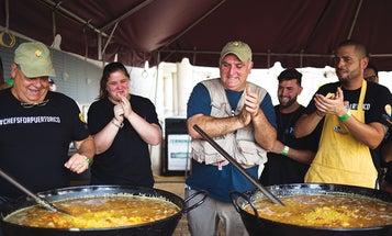 José Andrés on feeding Puerto Rico after Hurricane Maria