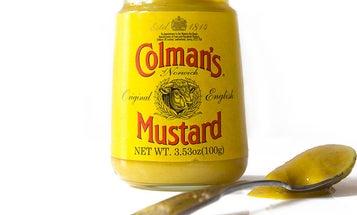 One Good Find: Colman's Mustard
