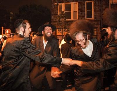 Season of Rejoicing: Celebrating Sukkot in Crown Heights
