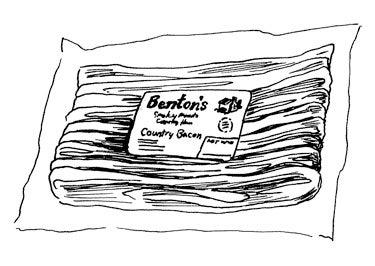 Benton's Hickory-Smoked Country Bacon