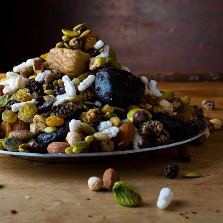 28 Recipes with Dried Fruit