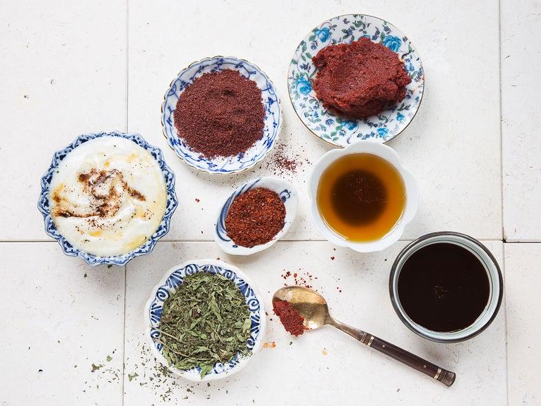 The Essentials Turkish Spices