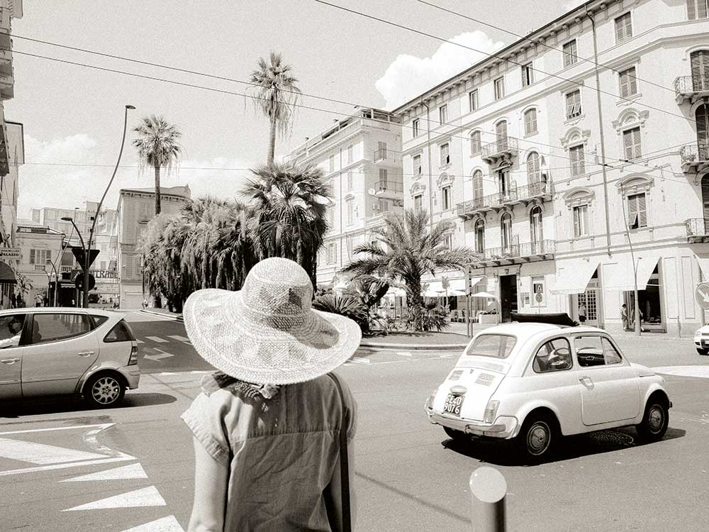 streets of Sanremo