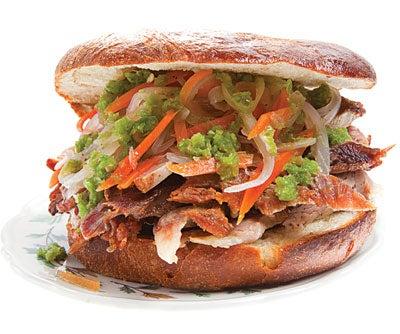 Sanduíche de Chola