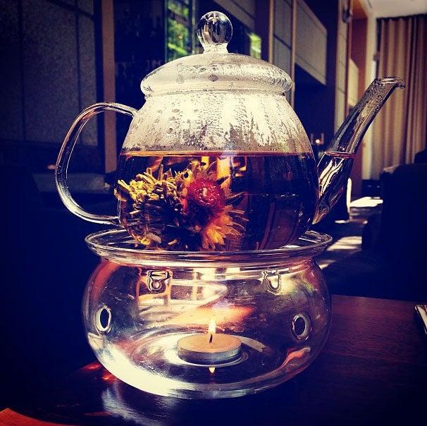 Park Hyatt Tea Tasting