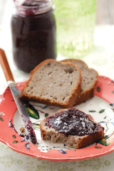 Slow-Cooker Blueberry Butter