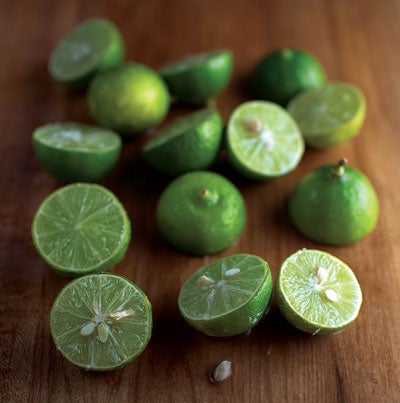 Key Limes: Small but Mighty