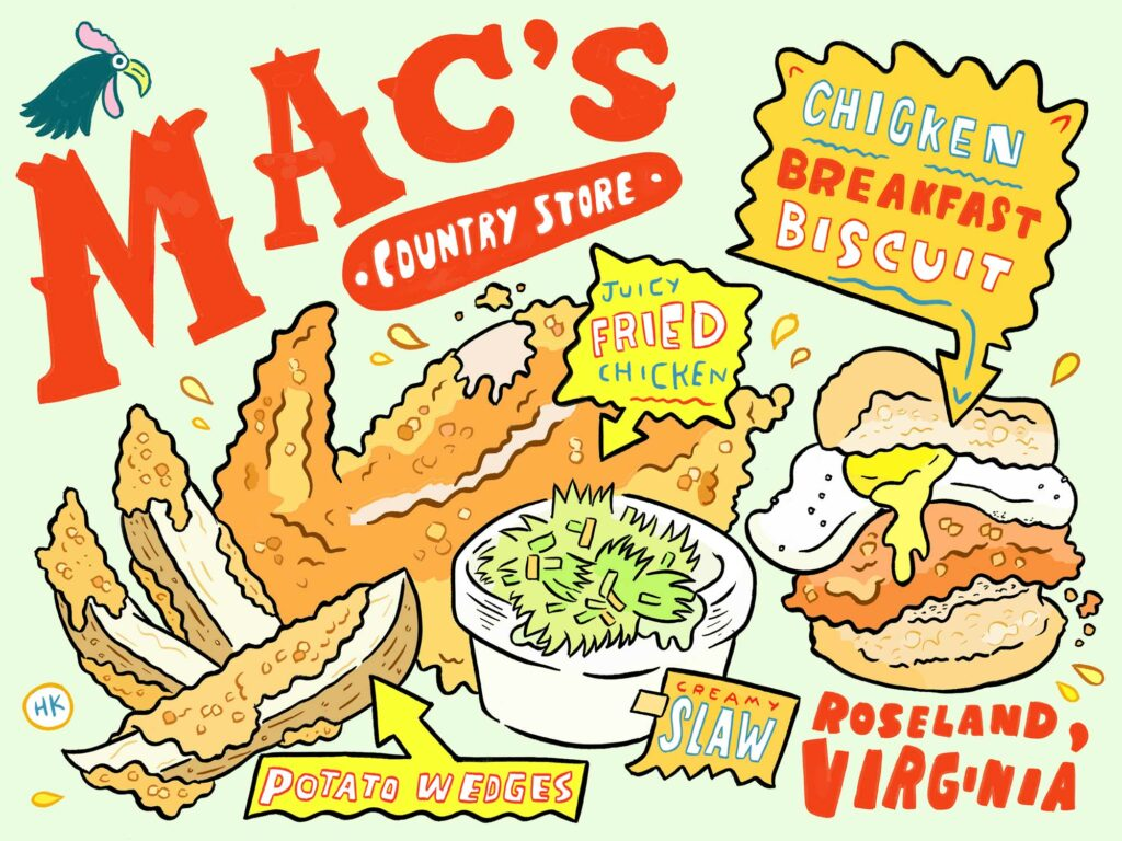 Mac's Country Store