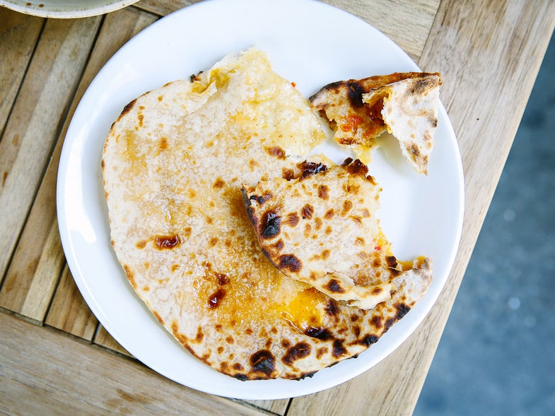 Hack Your Way to Fluffy Indian Naan at Home—Without a Tandoor