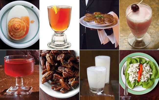 Menu: A Big Easy Cocktail Party