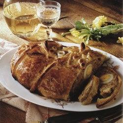 Pâté in a Pastry Crust