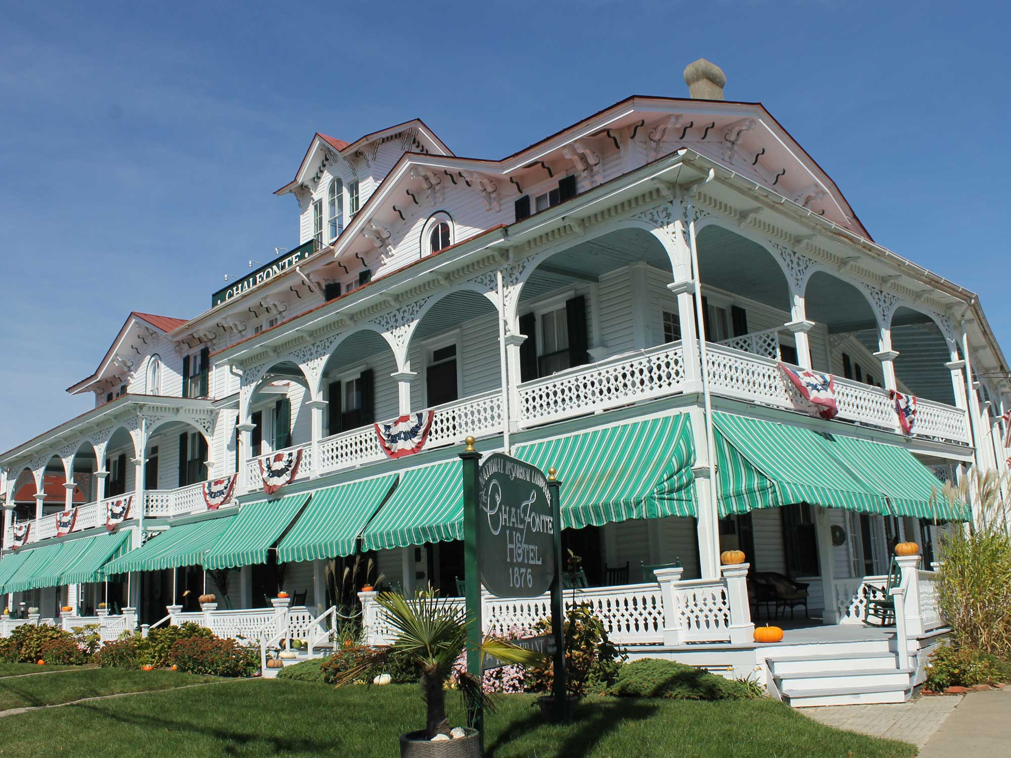 The 140-Year-Old Restaurant Where the South Meets the South Jersey Shore