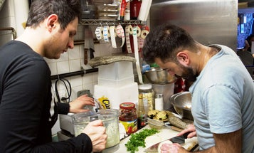 A New Refugee-Run Dinner Series is Helping Immigrants in New York Find Their Footing—and Share Their Stories