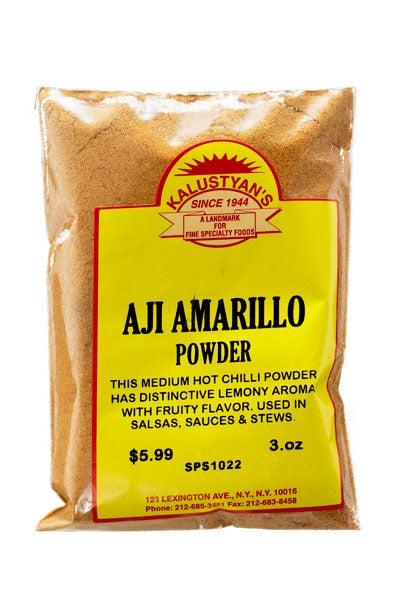 Ají Amarillo Chile Powder