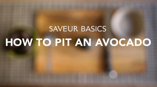VIDEO: How to Pit an Avocado