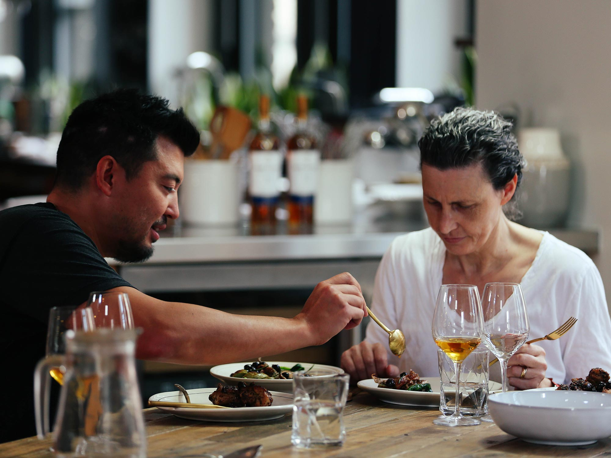 The Battle of the Spaghettis: Traditional Meets Experimental