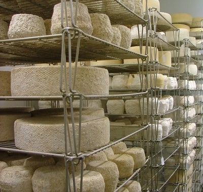 Postcard: Cheesemaking at Sprout Creek Farm