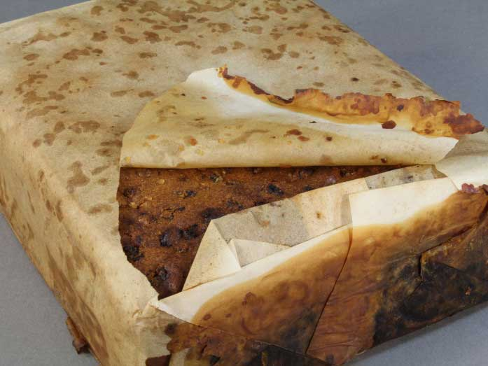 A 100-Year-Old, Perfectly Preserved Fruitcake Was Discovered in Antarctica