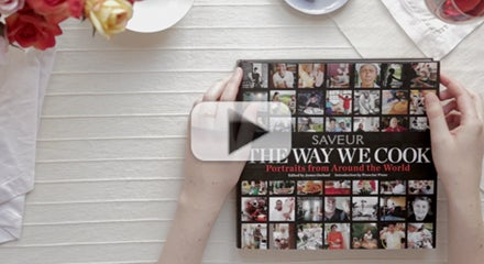 The Way We Cook: A Book Trailer – Video
