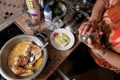 Greece's Daily Dish