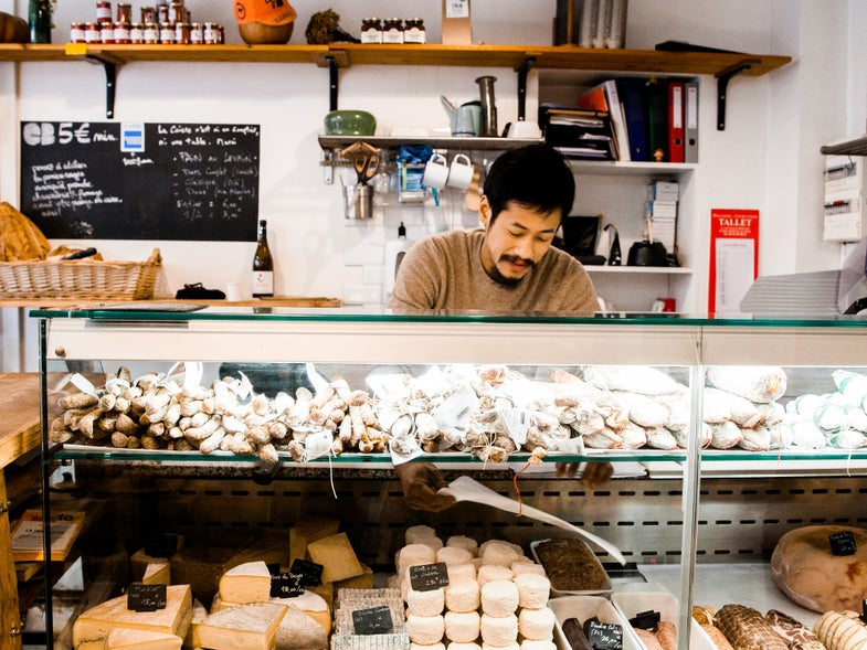 Where to Shop and Eat in Paris