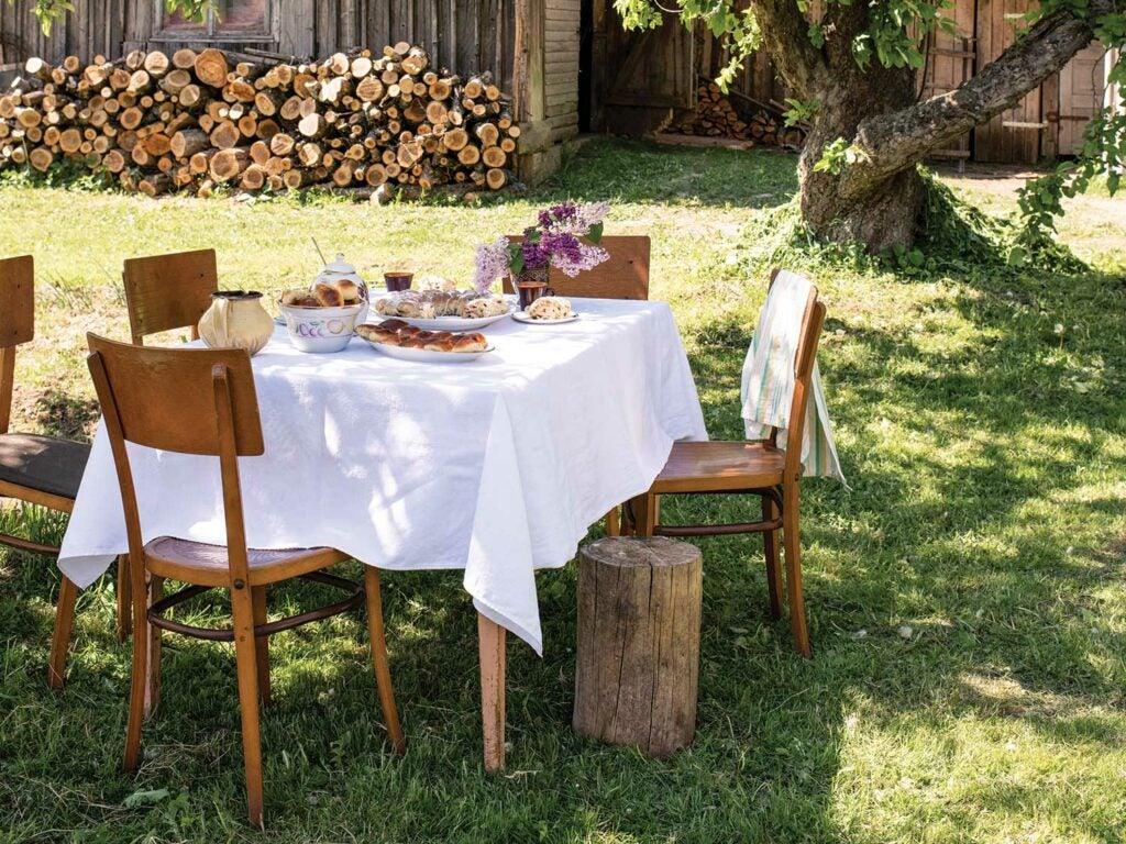 Latvia Table