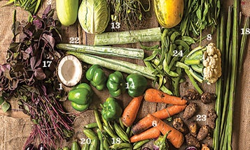 A Guide to Indian Produce