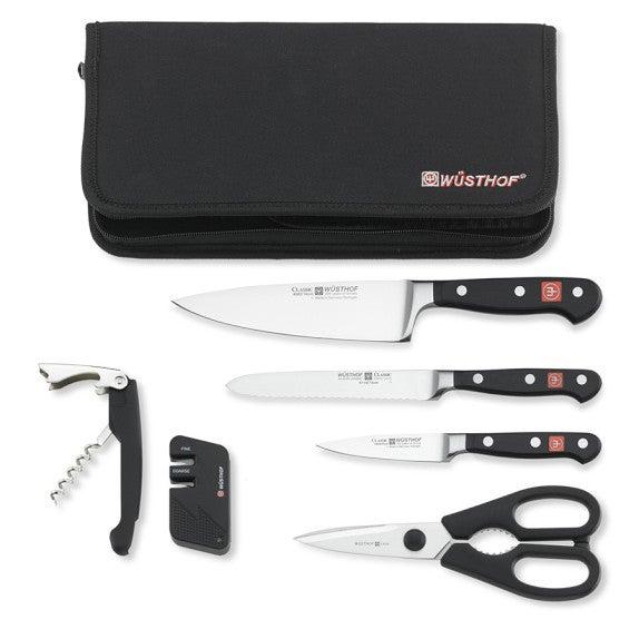 One Good Find: Wüsthof Traveler Knife Set