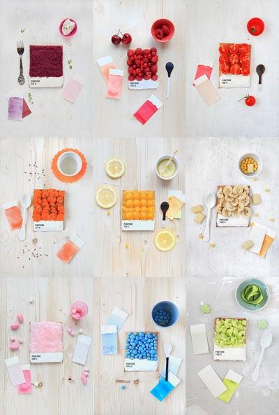 Links We Love: Edible Pantone, Dim Sum in Hong Kong, and More