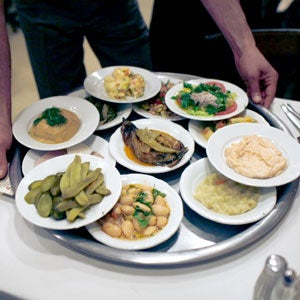 A Bounty of Small Plates