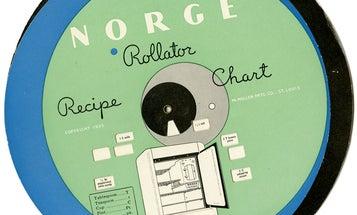 Meals on Wheels: Vintage Wheel Charts