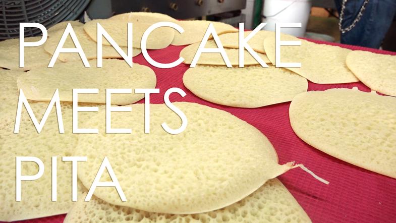 Yemeni Lachuch is What Happens When Pancake Meets Pita