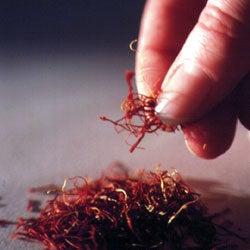 Saffron in a Pinch