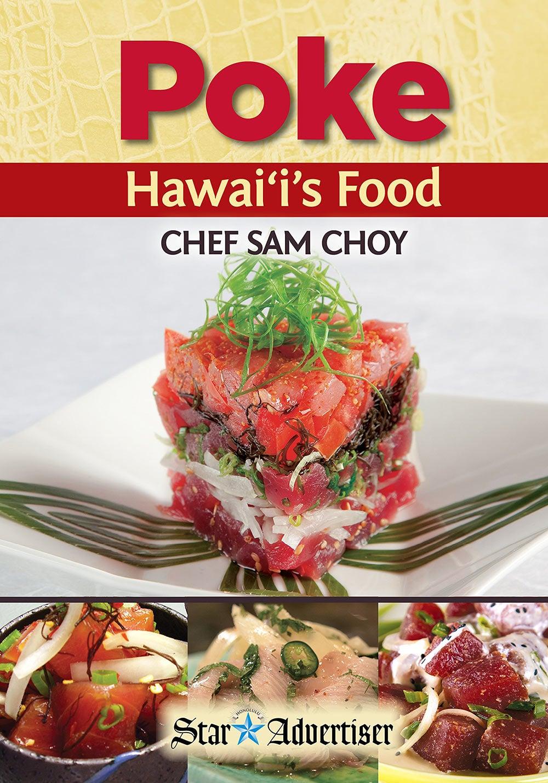 Poke Hawaii's food by Sam Choy