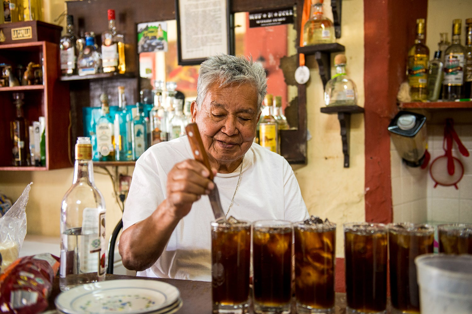 Twist of the Knife: Tequila's Authentic Batanga