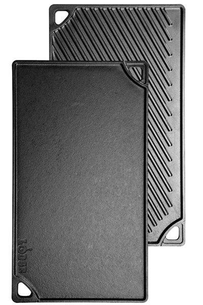 Reversible Cast-Iron Griddle