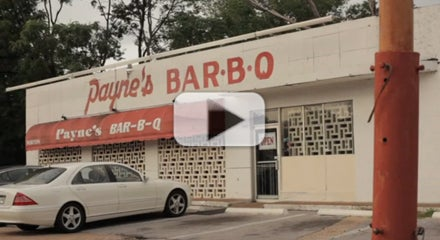 Payne's BBQ, Memphis, Tennessee