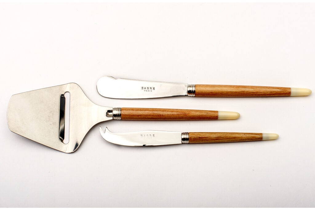 Aquarelle Cheese knife set