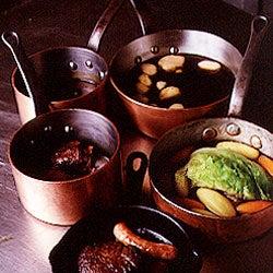 Fond de Bœuf (Burgundian Beef Stock)