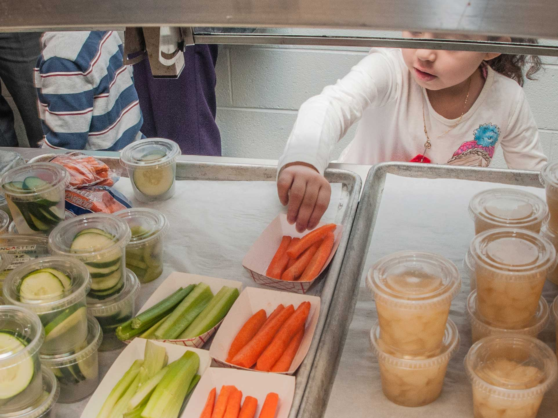 New York City Students Will Finally Get Free School Lunch