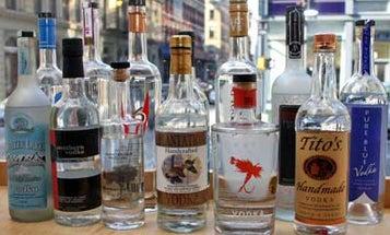 Tasting Notes: Craft American Vodkas