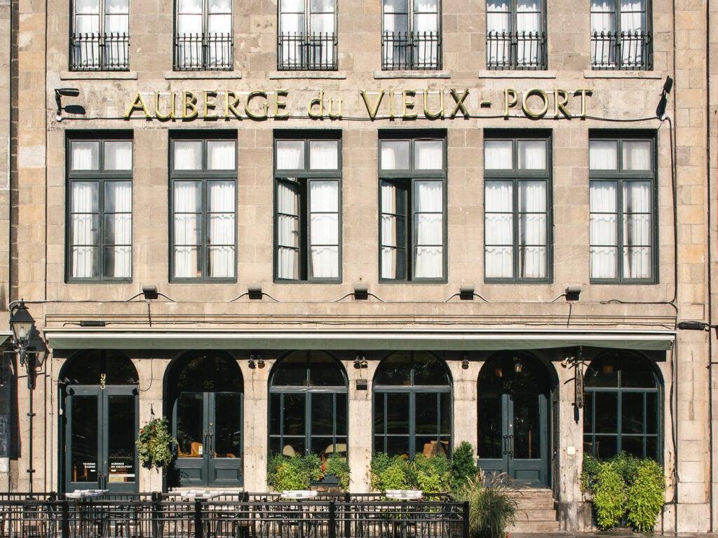 Auberge du Vieux Port Exterior