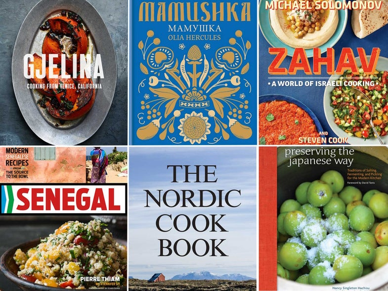 The Cookbooks We Fell for in 2015