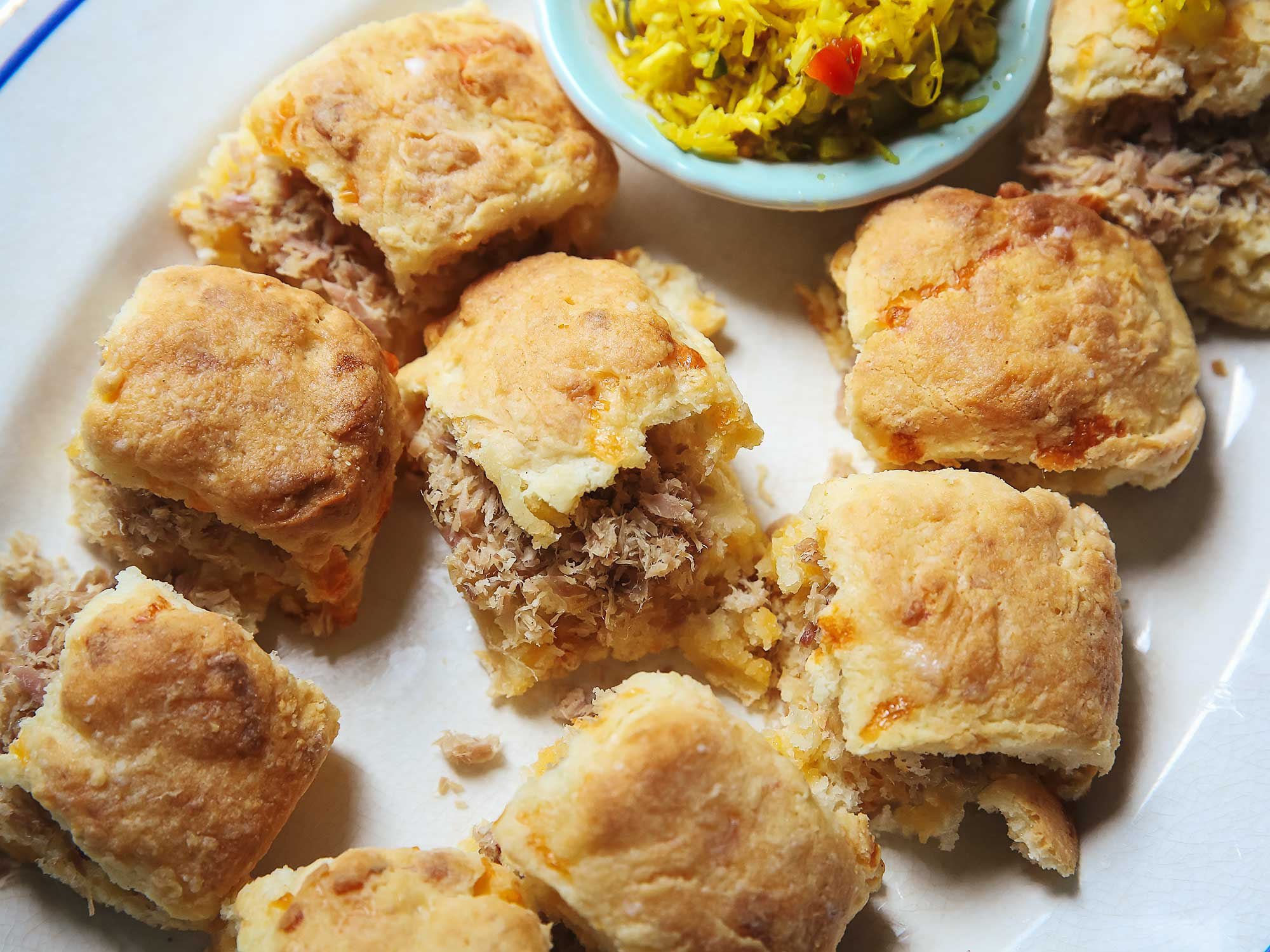 You Should Serve These Biscuits at Your Next Cocktail Party
